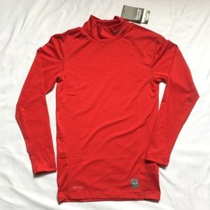 Nike Pro Combat Comp Dri-Fit Men's S Long Sleeve